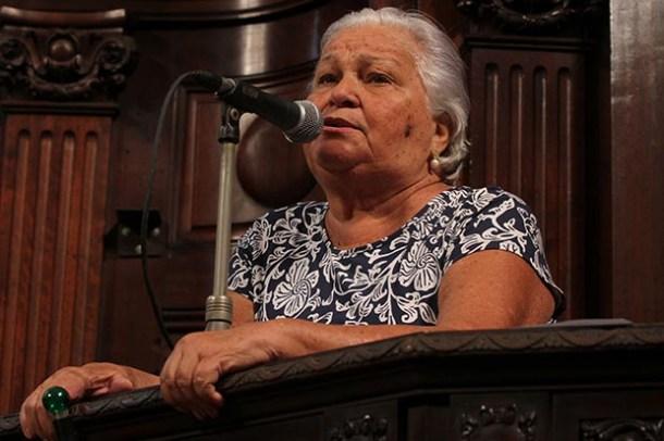 Maria Prestes (Iara Pinheiro- ALERJ)