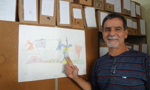 Dr. Gilmar Magalhães, um ambiente inteiro para o secretário do meio ambiente
