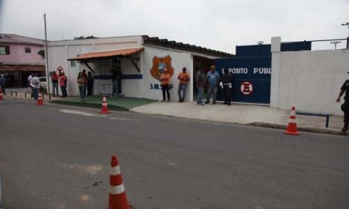 Secretaria de Segurança e Ordem  Pública ganha sede no Porto da Roça