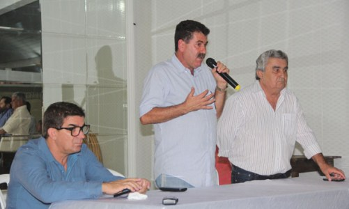 Encontro de Paulo Melo com os empresários