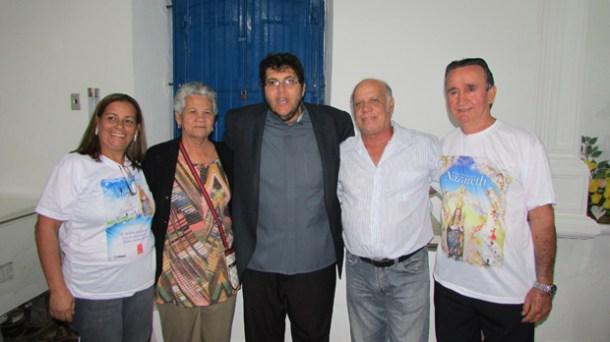 Os novos e antigos festeiros - Paulo Lulo