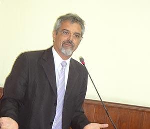 O vereador Paulo Renato, um dos mais antigos da Câmara, já passou por outra CPI