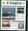 O SAQUÁ 185 - Maio/2014