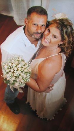 Ronaldo e Luciana (Divulgação)