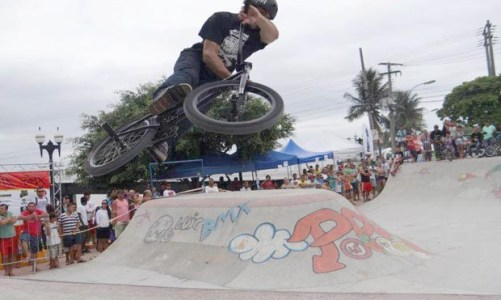BMX Saquá