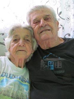 Seu Nito e Dona Lia