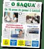 O SAQUÁ 189 - Agosto/2015