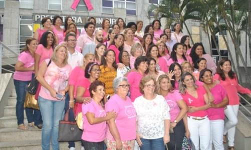 Outubro Rosa em Saquarema