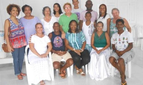 Iemanjá homenageada em Jaconé