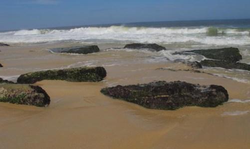 Protegidos os beachrocks