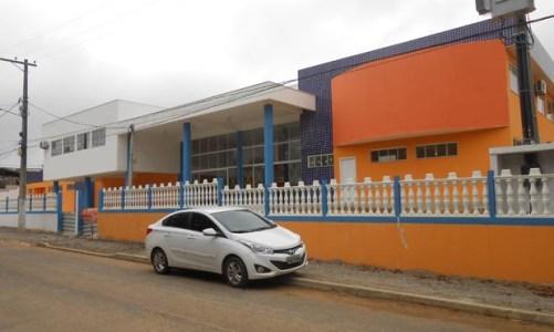 Escola modelo de Saquarema ganha um prédio novo no Porto da Roça