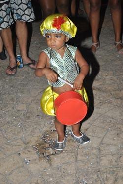 Futuro ritmista do carnaval (Agnelo Quintela)