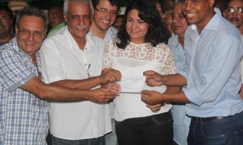 Pitico e Ana Paula juntos costuram uma aliança futura