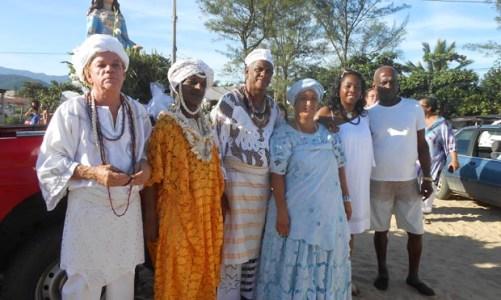 I Presente a Yemanjá de Jaconé
