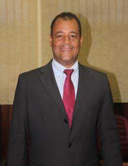 O vereador Abraão da Melgil aderiu a outro projeto  (Edimilson Soares)