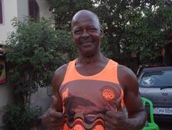 Negro Lucas, o melhor puxador de samba de Saquarema (Edimilson Soares)