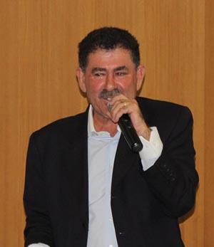 Em seu discurso de posse, Paulo Melo fala da reestruturação da secretaria (Fotos: Edimilson Soares)