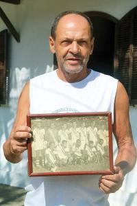 Jorge, lateral direito. (Foto: Edimilson Soares)