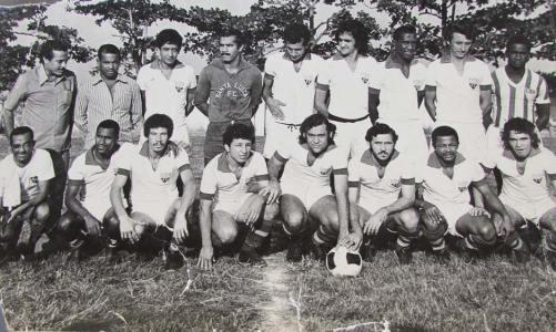 Santa Luiza, uma potência também no futebol
