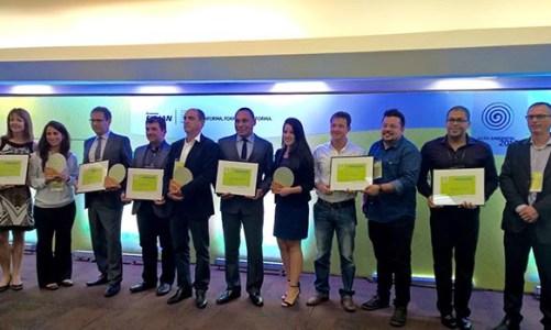 ETE Ponte dos Leites ganha Prêmio Firjan de Ação Ambiental