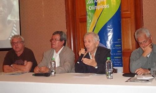 Niterói realiza simpósio sobre os Jogos Olímpicos