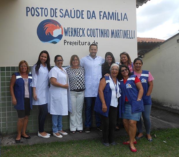 O Posto de Saúde da Família do Rio da Areia é o segundo beneficiado com o Programa Mais Médicos que ainda pode contemplar futuramente outras unidades de saúde no muniicípio (Foto: Edimilson Soares)