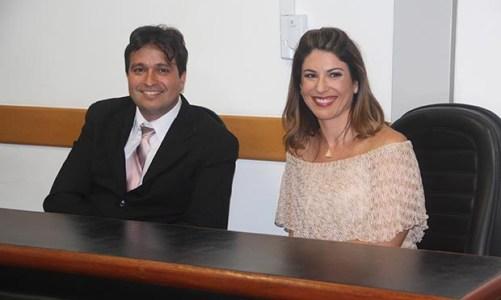 A diplomação dos eleitos foi no Fórum Oliveira Viana
