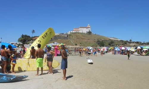 """Barrinha, um """"point"""" sagrado do alto verão"""
