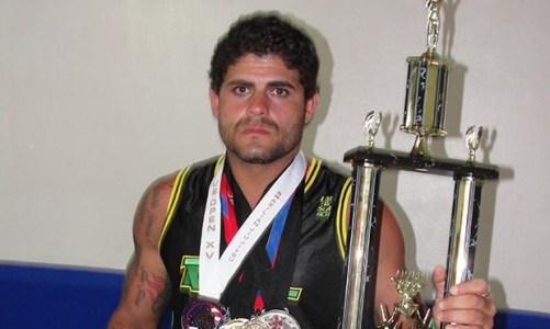 Filho de Paulo Melo se recupera de acidente