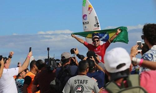 Mundial de Surfe em Saquarema