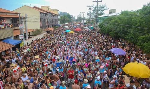 Carnaval fez a festa na cidade