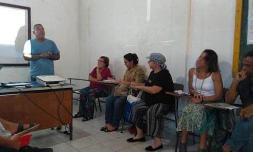 Reunião na Colônia de Pescadores mobilizou os ambientalistas locais