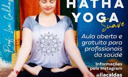 Aulas de Yoga gratuitas online