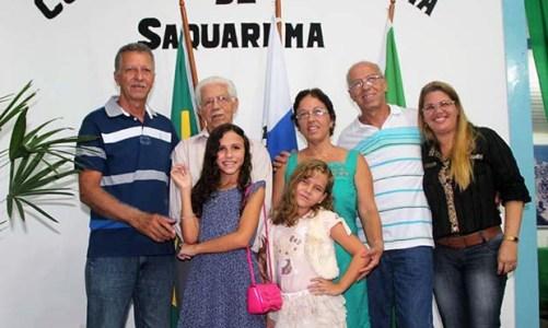 Morre o ex-prefeito Porphírio aos 95 anos