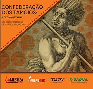 """Filme """"Confederação dos Tamoios"""" ganha Prêmio Direitos Humanos de Jornalismo"""