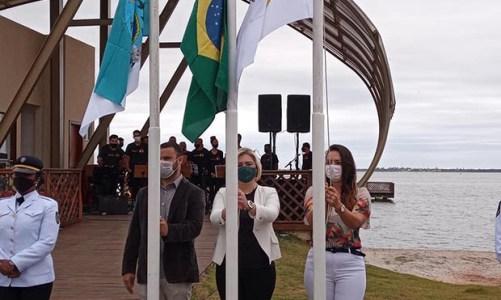 Prefeita Lívia abre comemorações do Aniversário de 162 anos de Araruama