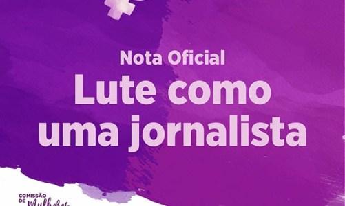 Sindicato dos Jornalistas Profissionais do Estado do Rio de Janeiro promove debate com as jornalistas