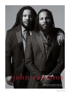 Campanha verão 2015 com os irmãos Marley