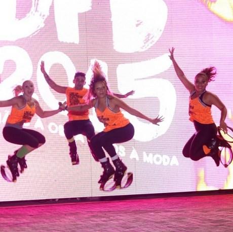 Kangoo Jump no DFB 2015! (insta @centraldocorpo)