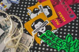 God Save the Vintage + Mara, Sandra Mara + The Green Effect