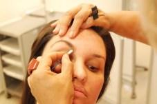 maquiagem de carnaval - desenho da sobrancelha - site Osasco Fashion