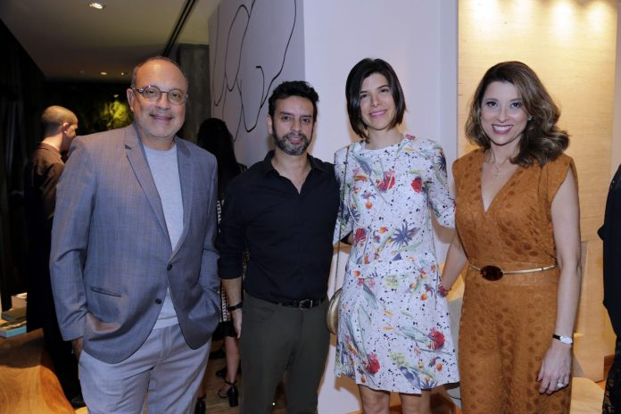 Arthur Casas Aldo De Cresci, Ligia Casas, Paula De Cresci 0363 - ModaNews