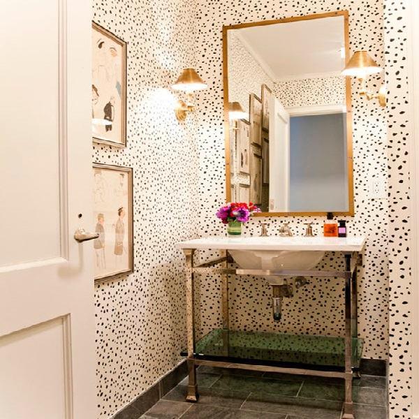 Banheiros Decorados: Veja 4 dicas para decorar e ampliar o lavabo