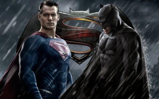 Batman v Superman estréia nos cinemas em 2016