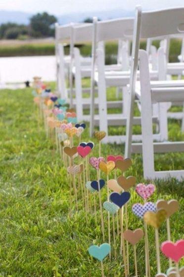 Decoração de Casamento Simples