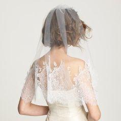 Véu de noiva curto