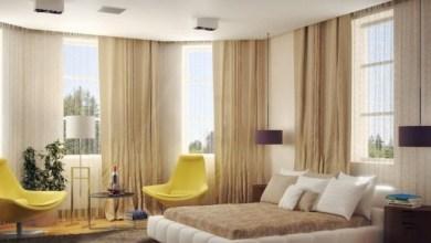 Дизайн и идеи как да обзаведем спалнята - маса за кафе