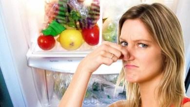 Как да премахна неприятната миризма от хладилника