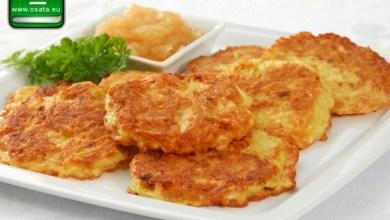 Рецепта за Картофени кюфтенца с джоджен