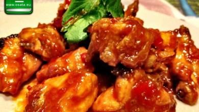 "Рецепта за мексиканско пиле ""ел тореро"""